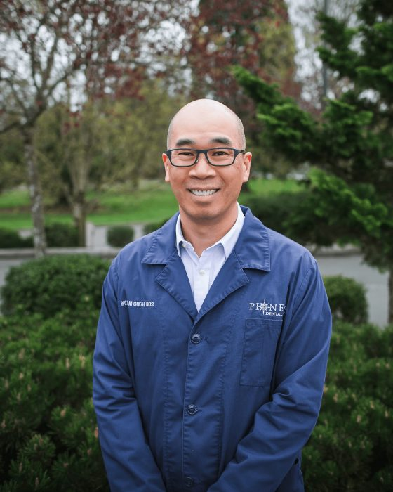 Dr William Cheah - Meet the Dentists | Dental Office Oregon City