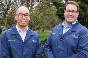 Dr Raleigh and Dr Cheah | Pioneer Dental Group