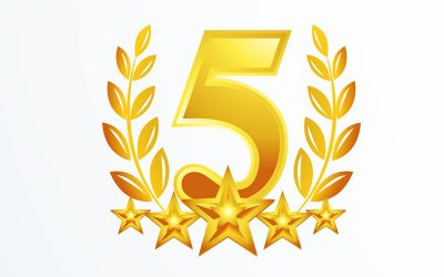 5 Stars – Real Patient Reviews