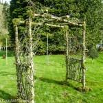 Organic Wedding Arches