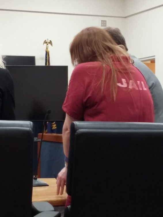 Jillian McCabe Plead Guilty Murder Yaquina Bay Bridge