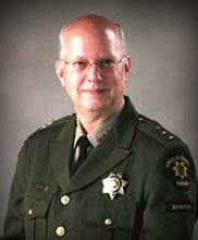 Lincoln County Sheriff´s Office (LCSO) Dennis Sheriff Dotson