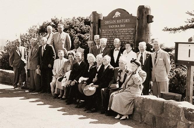 LCHC Members, 1956