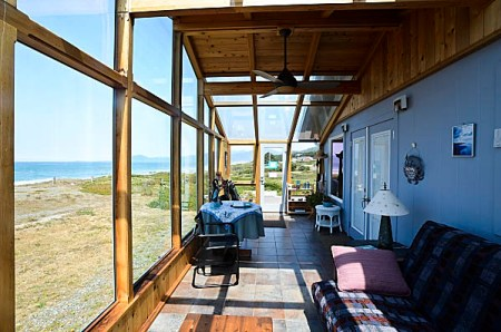 Land's End Sunroom -  Oregon Coast Vacation Rentals