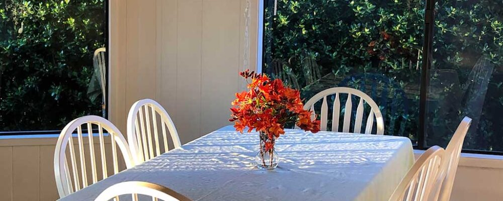 Dining - Sea Bella Ocean View Home