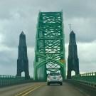 Yaquina Bay Bridge, Newport