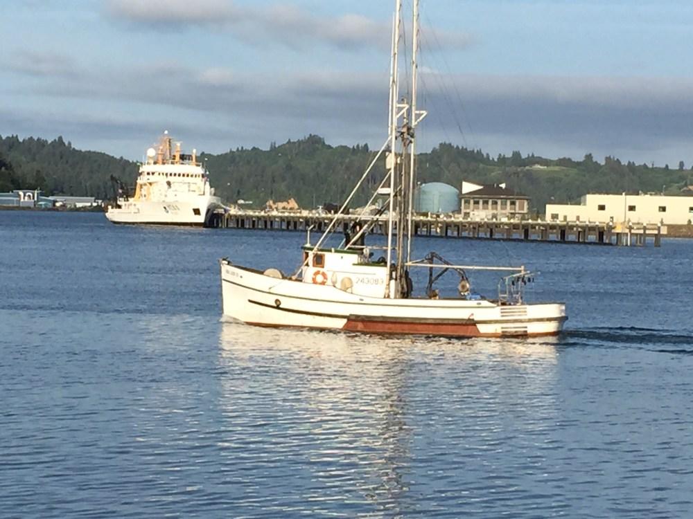 Newport, Oregon Coast