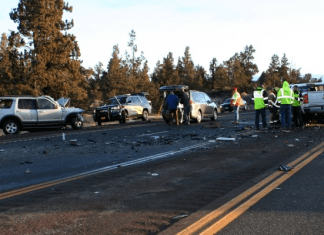 crash, on US-97