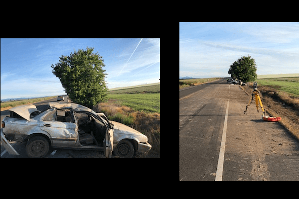Amity Oregon Polk County crash DUII