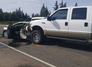 June 7th, 2018 fatal vehicle crash on McKay Road NE Marion County