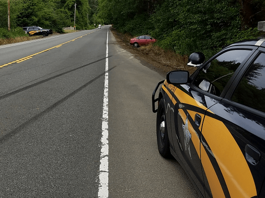 Tillamook County Law Enforcement seek identification of reckless driver