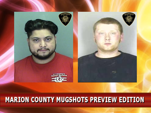 Marion County Mugshots Preview Edition : Aug-10-2019 - Oregon Crime News