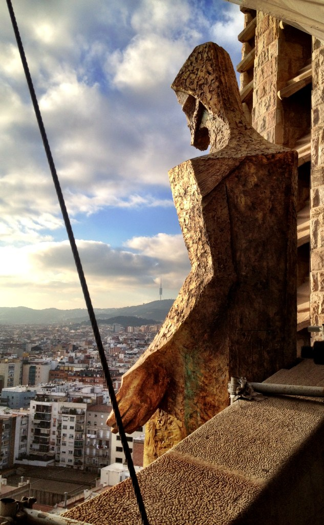 Sagrada Familia - Passion Tower