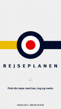 Rejseplanen helps you find your journey in Copenhagen - a must get when moving or traveling here