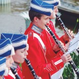 Music Guard in Sommer hats