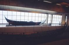 Inside the Roskilde Museet