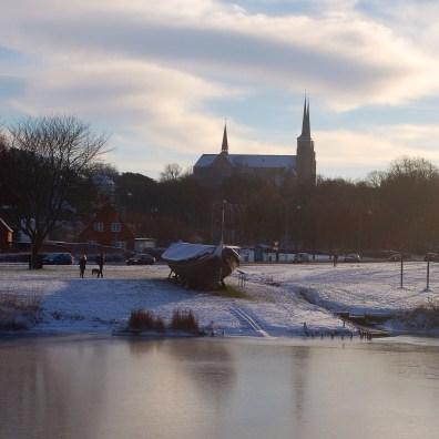 View of Roskilde Skib