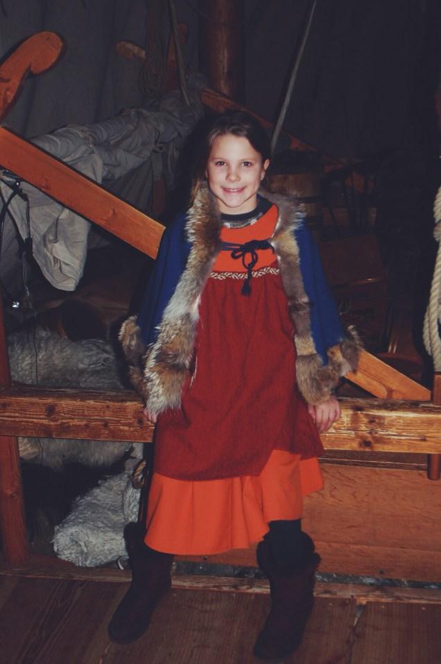 Dress like a Viking