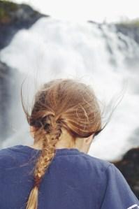 Kjosfossen Falls | Flamsbana | Flåm Railway | Norway by Rail from Oslo to Flåm via Oregon Girl Around the World