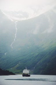 Explore Norway by Boat | Norway in a Nutshell Tour through Aurlandsfjord and Nærøyfjord from Flåm | via Oregon Girl Around the World