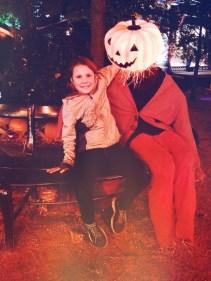 Halloween friends at Tivoli, Copenhagen