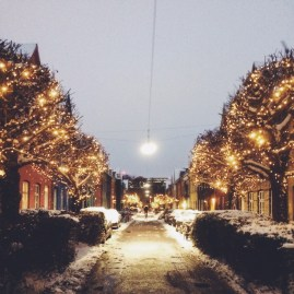 Winter in Copenhagen, Olufsvej