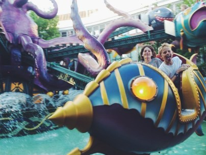 Always Time for Tivoli Gardens Amusement Park   Copenhagen, Denmark via Oregon Girl Around the World