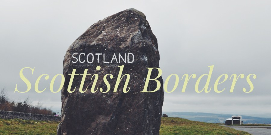 Scottish Borders Oregon Girl Around the World
