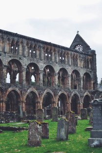 Jedburgh Abbey - Scotland