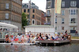 Kaffesalonen on the Lakes, Copenhagen - coffee and drinks on the water