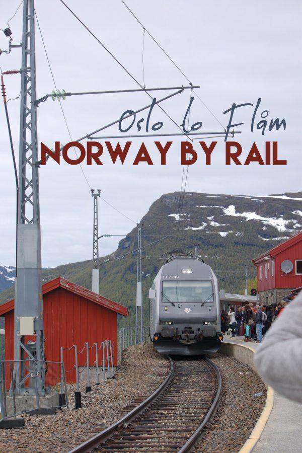 Flåmsbana | Flåm | Norway by Rail from Oslo to Flam via Oregon Girl Around the World