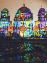 2015 Lichterfest illuminates the Berlin Cathedral