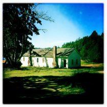 English Camp, San Juan Island, Washington State