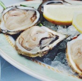 Mali Ston - an hour north of Dubrovnik is known for their oysters.