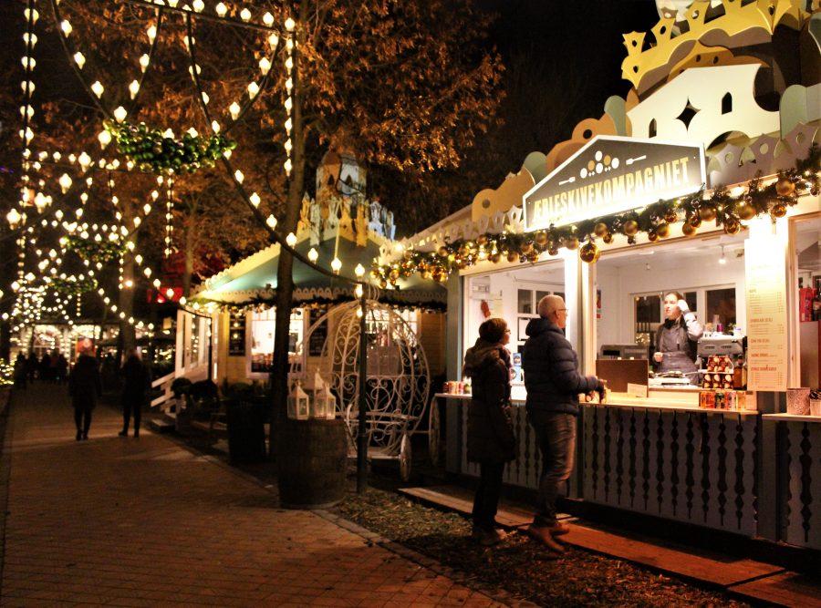Oregon Gardens Christmas.Julefoods Tivoli Gardens Julemarked Christmas Market