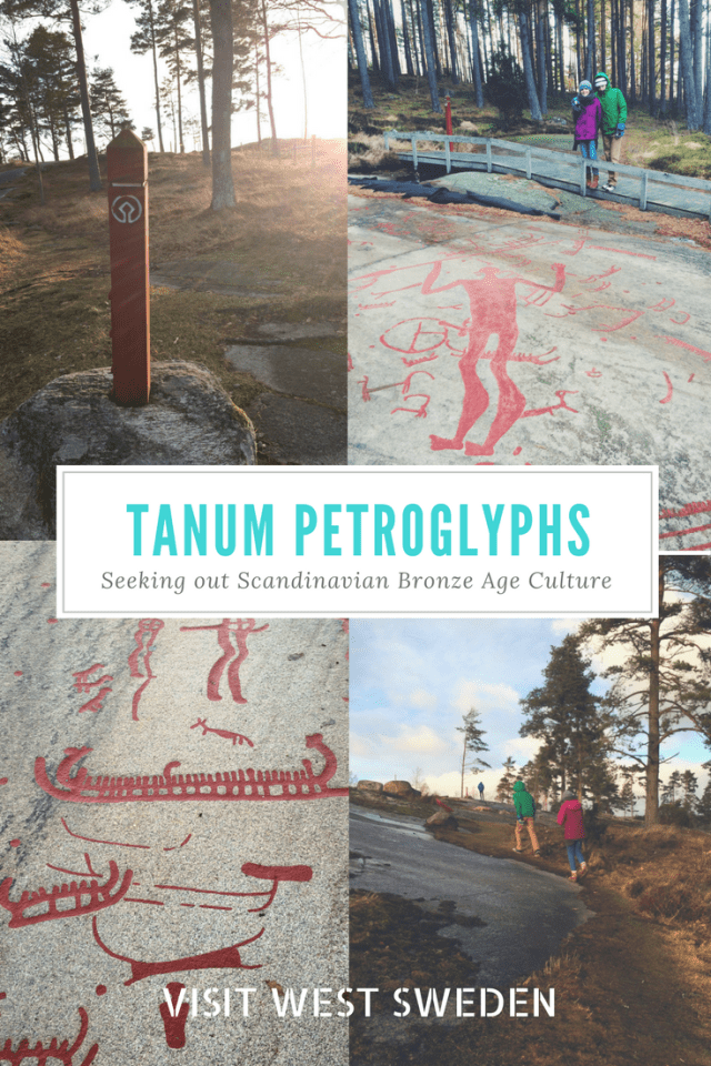 Scandinavian Rock Art | Bronze Age Petroglyphs | Tanumshede Sweden via Oregon Girl Around the World