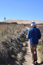 Walking to Rubjerg Knude Fyr Lighthouse | You Need to Know Nordjylland | North Jutland Denmark | Oregon Girl Around the World