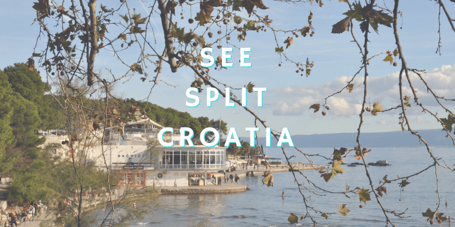 DON'T SKIP SPLIT Croatia via Oregon Girl Around the World