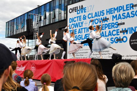 Ofelia Plads Sommerballet | Sustainable Summmer Fun in Copenhagen | Oregon Girl Around the World