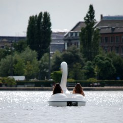 Swan Boats CPH | Sustainable Summmer Fun in Copenhagen | Oregon Girl Around the World