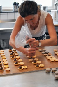 Learn to Make French Macarons in Copenhagen   Cooking Class at the Terrible French Pastry School   Oregon Girl Around the World