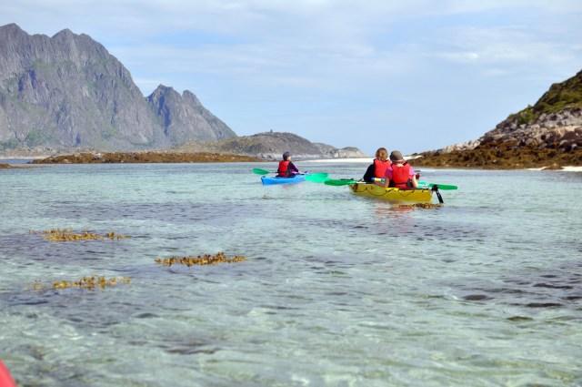| WildSeas Summer Glamping Safari | Skrova Lofoten Norway | Oregon Girl Around the World
