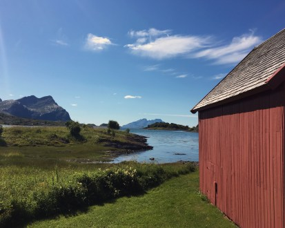 Kjerringøy Cultural Museum| Norwegian Nature and History come alive in Kjerringøy, Nordland Norway | Oregon Girl Around the World