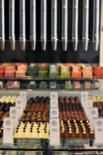 Peter Beier Chokolade | Beautiful display of Chocolates| Come taste Copenhagen with a Nova Fairy Tales Food Tour | Oregon Girl Around the World