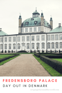 Day Out in Denmark | Exploring the Fredensborg Palace Gardens | Oregon Girl Around the World