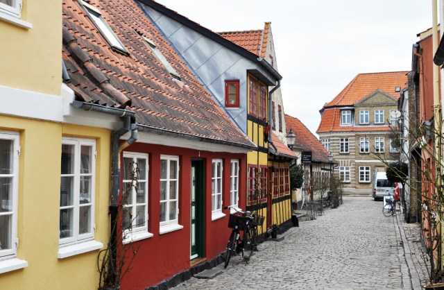 Iconic Danish Village on South Fyn | Faaborg Denmark | #Funen #SydFyn | Oregon Girl Around the World