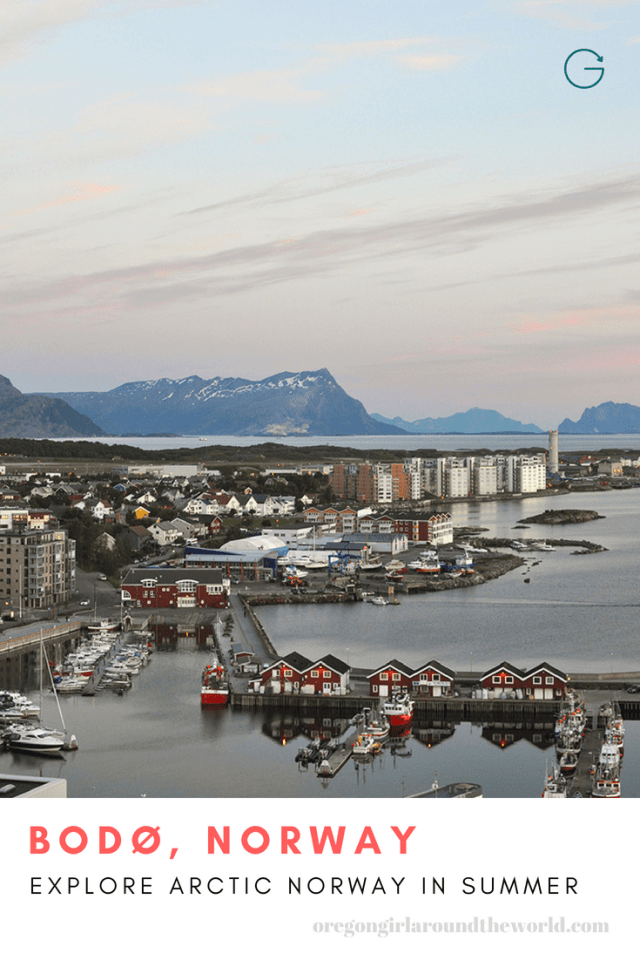 Bodø Norway is the Perfect Base to Explore Northern Norway in the Summer | Oregon Girl Around the World