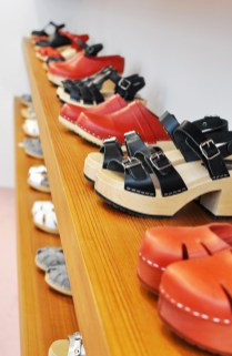 Swedish Hasbeens clogs for sale in Södermalm neighborhood of Stockholm | Three Days in Sweden's Stunning Capital | Oregon Girl Around the World