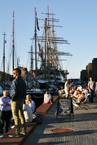 Where to Wet Your Whistle in Copenhagen Denmark | Best Places to Get Drinks Outside in the City This Summer | Oregon Girl Around the World