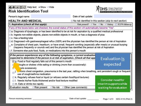 RIT - eval slide 2